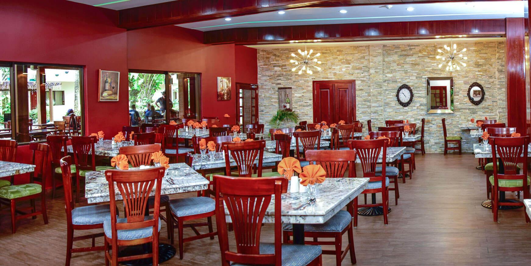 Best Western Plaza Hotel Restaurant Menu