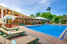 Best Western Plus Belize Biltmore Hotel Pool